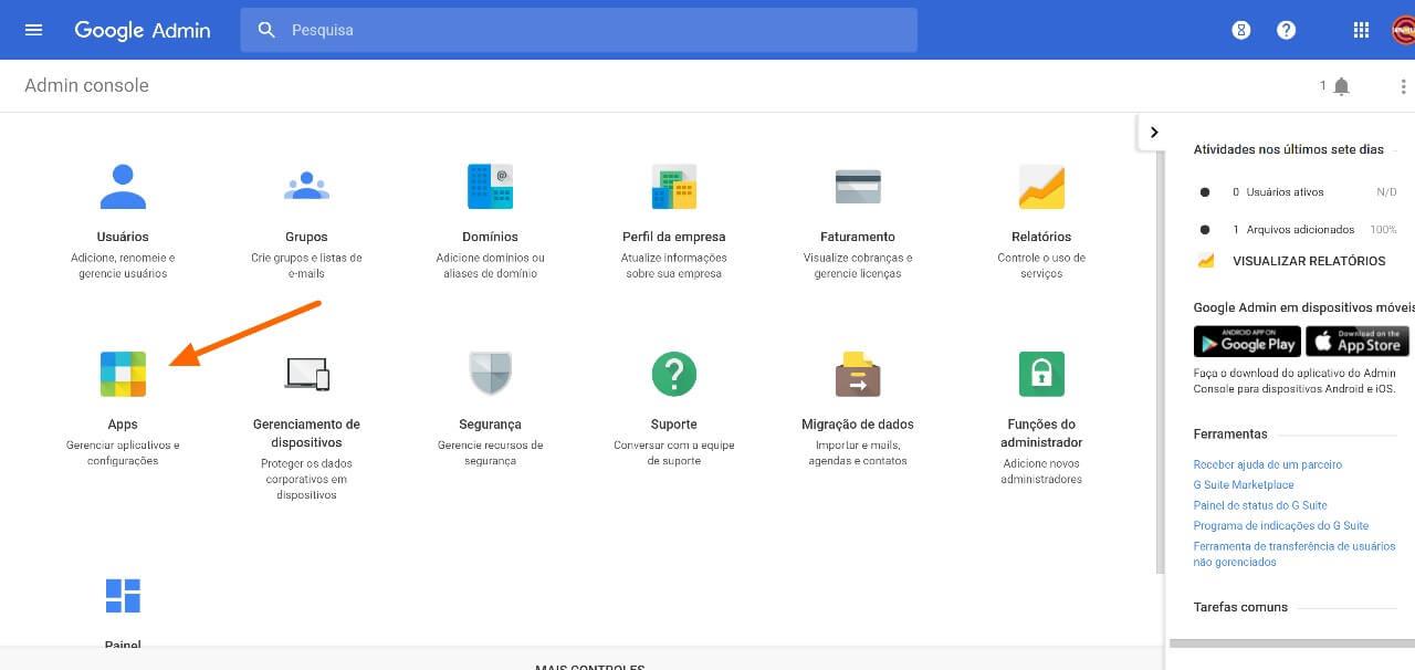 Como ativar o novo visual do Gmail corporativo (G Suite) 9