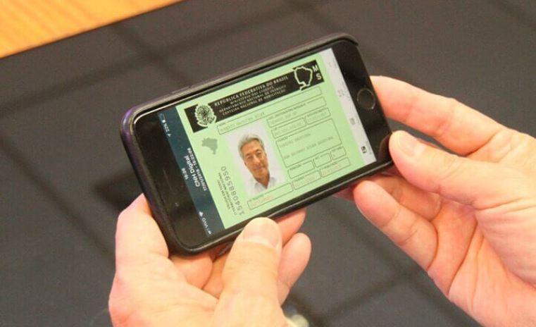 6 cnh eletrônica - Aprenda como cadastrar a CNH digital e utilizá-la