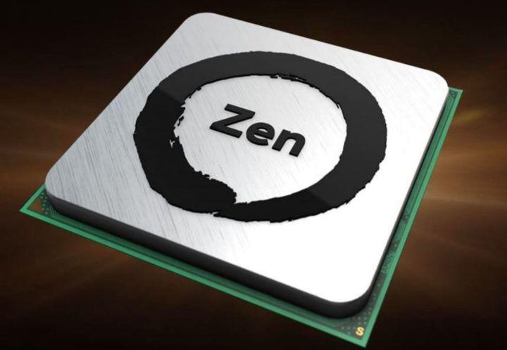 AMD Zen CPU 0 720x498 - Rumor: Informações sobre o PlayStation 5 podem ter vazado da Sony