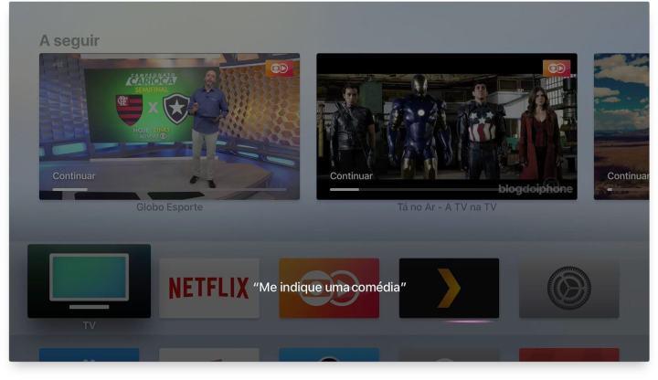 Comando de voz 720x416 - A Siri agora entende português na Apple TV