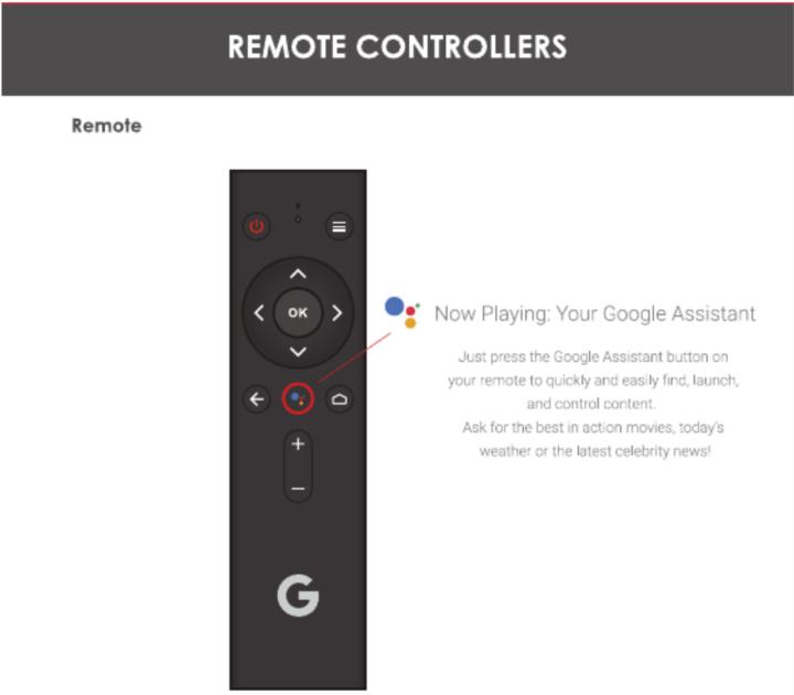 Controle Remoto dongle Google 720x630 - Dongle para Android TV com logotipo do Google passa por certificação