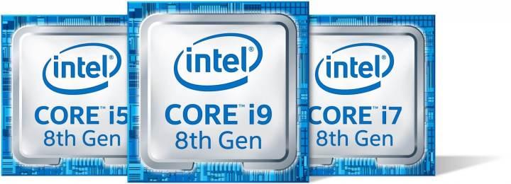 Intel 8th Gen Core 1 720x260 - Intel anuncia primeiro processador Core i9 para notebooks