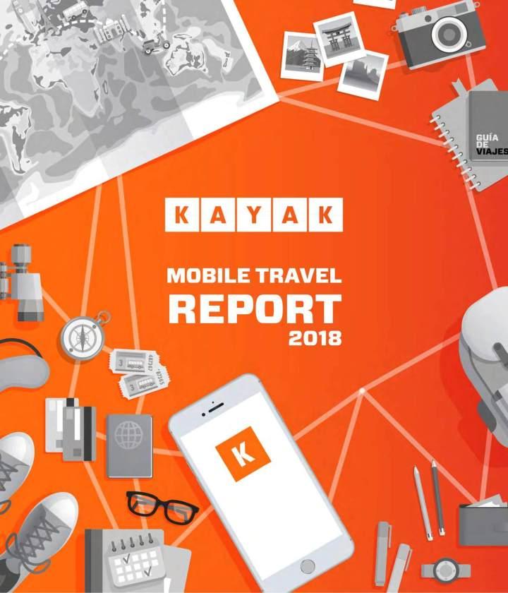 KAYAK ESTUDIO MOBILE TRAVEL REPORT CHILE 2018 720x840 - Viajantes brasileiros voltaram a procurar por destinos internacionais, aponta estudo da Kayak