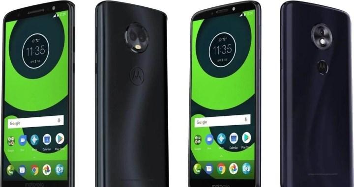 Motorola Moto G6 and G6 Play 720x381 - Motorola pode anunciar celulares Moto G6 no Brasil em 19 de Abril