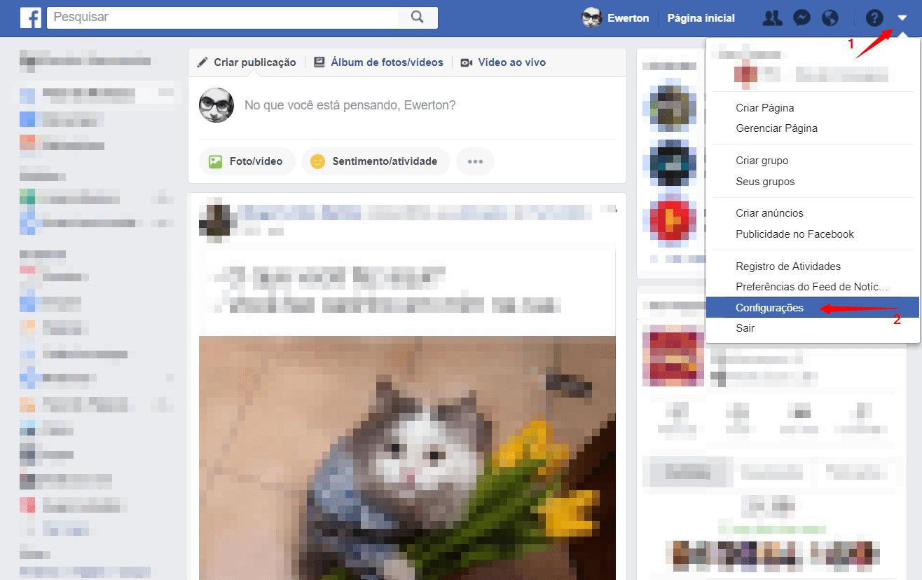 Como excluir os aplicativos e sites permitidos em sua conta do Facebook 7