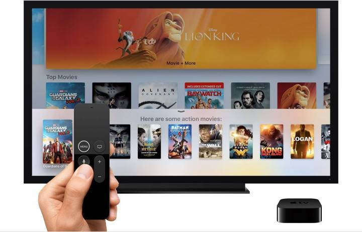 Siri Remote 720x462 - A Siri agora entende português na Apple TV