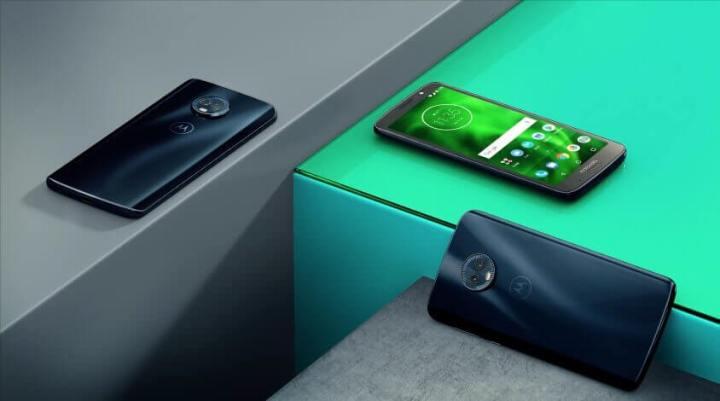 Moto G6 Play, Moto G6 e Moto G6 Plus são anunciados oficialmente 12