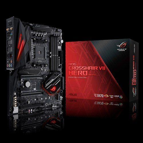 Confira as placa-mãe da ASUS para as CPUs Ryzen de 2ª geração 9