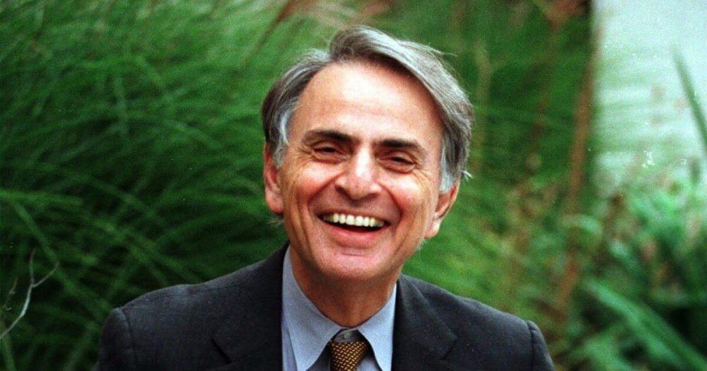 carl sagan cientista estadunidense - Uma entrevista inesquecível com o brilhante astrofísico Carl Sagan