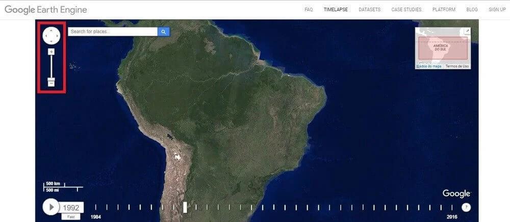 Confira as mudanças em sua cidade com o Google Earth 5