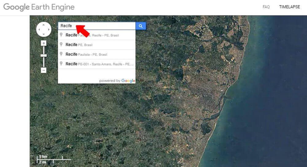 Confira as mudanças em sua cidade com o Google Earth 6