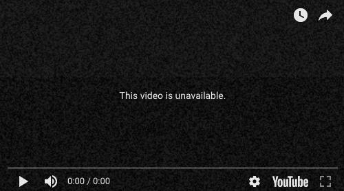 screen shot 2018 04 10 at 10.50.31 - Despacito: vídeo mais visto do Youtube é deletado por hackers