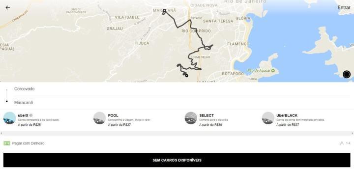 uber semapp 720x344 - Agora é possível pedir um Uber sem o aplicativo