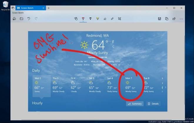 01 - Windows 10: Microsoft melhora ferramenta de captura de tela e adiciona novas funções
