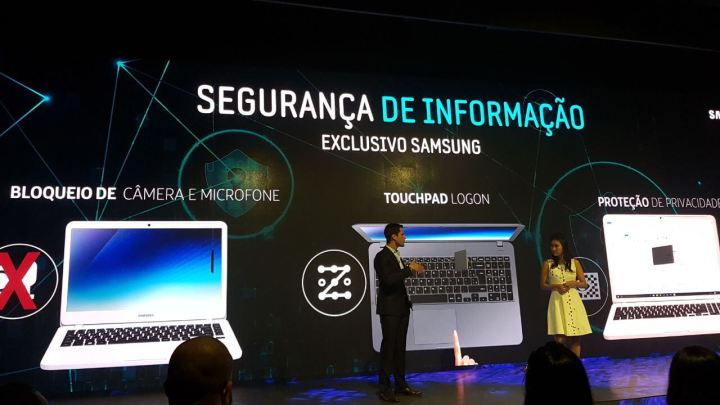Notebook Launch 2018: confira as novidades da Samsung em notebooks 8