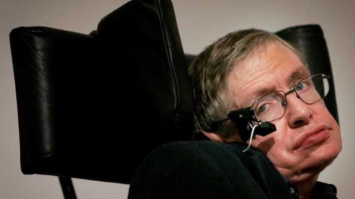 hawking 720x405 - Último trabalho sobre física de Stephen Hawking é publicado