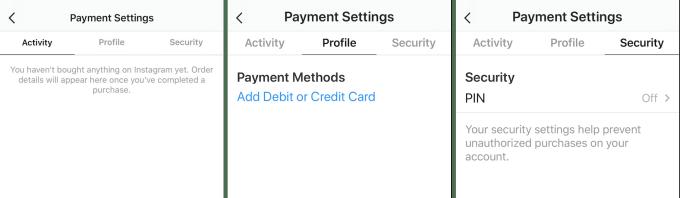 Instagram deve permitir compras dentro do aplicativo em breve 5