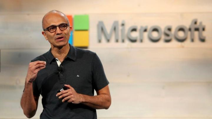microsoft satya nadella 720x405 - Microsoft Build 2018: veja as principais novidades da conferência