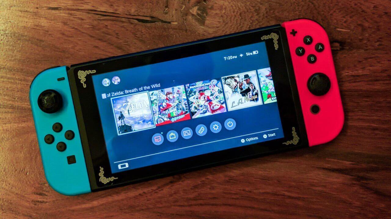 Nintendo revela o preço e algumas funcionalidades do sistema online da Switch