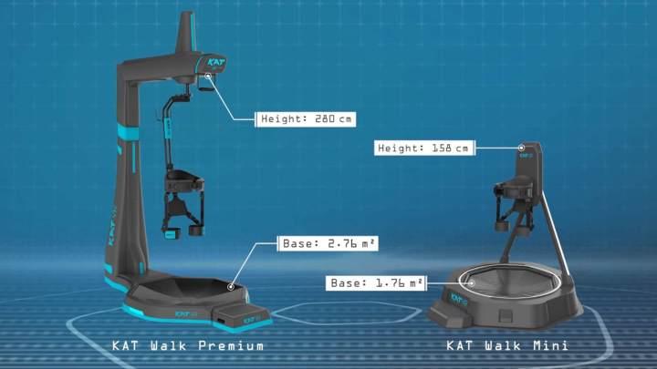 KAT Walk Mini: conheça a nova tecnologia de realidade virtual 9