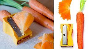 Original pelador de verduras sacapuntas
