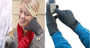 Originales y divertidos guantes con Bluetooth