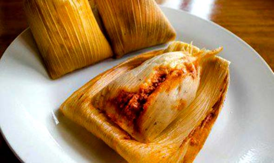 Tamales Colorados