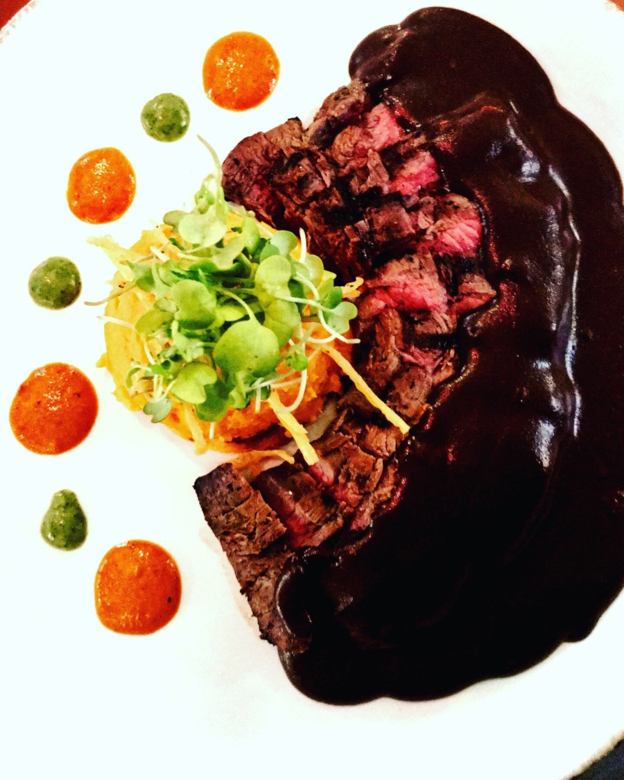 Steak Mole