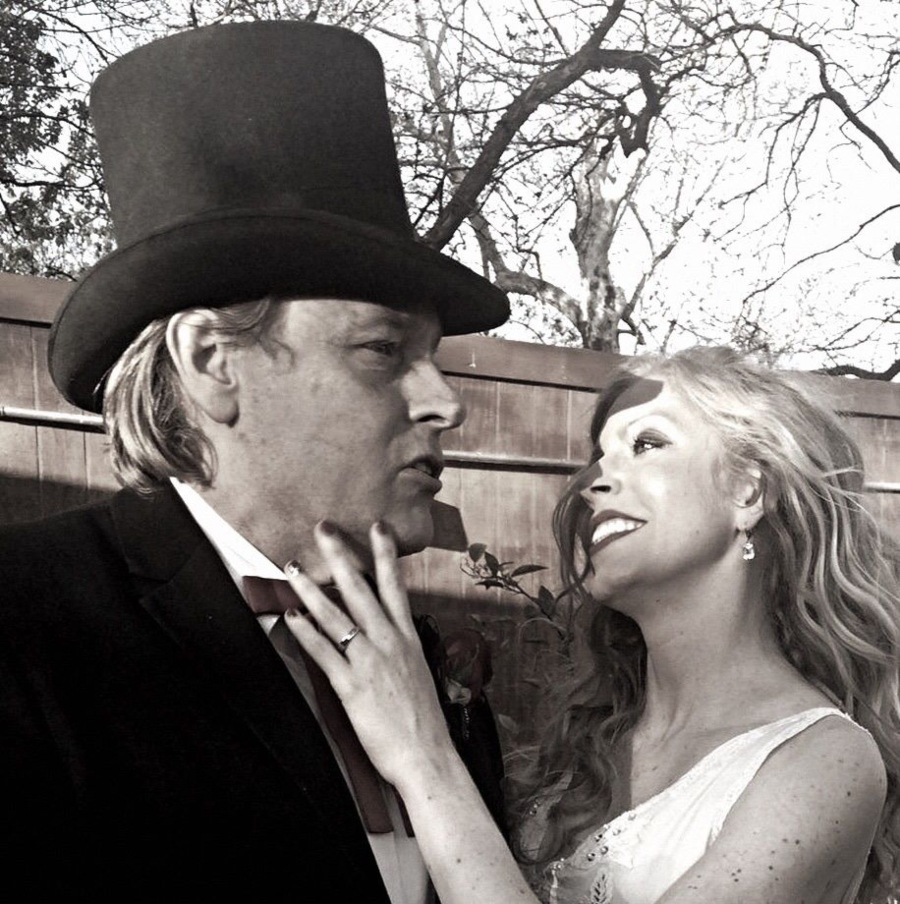 Danny B Harvey & Annie Marie Lewis