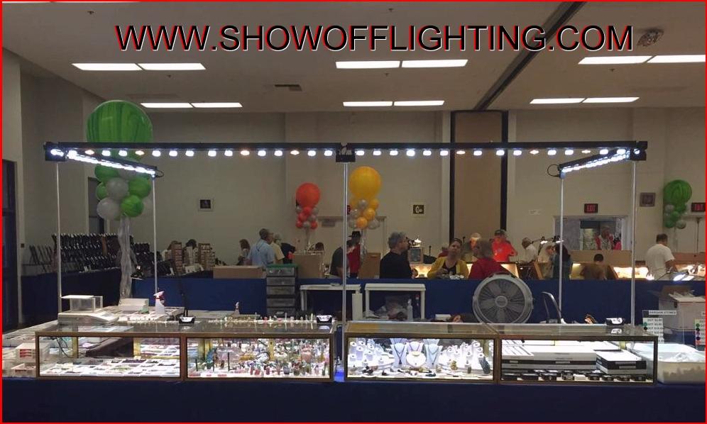 Led Light Bulbs Jewelry Store