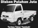 Kredit Suzuki Carry Pick UP Lampung