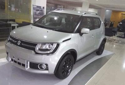 Promo Suzuki Ignis 2021