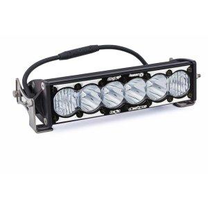 OnX6 10 Inch Hybrid LED and Laser Light Bar Baja Designs