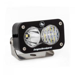 LED Work Light Clear Lens Driving Combo Pattern S2 Pro Baja Designs