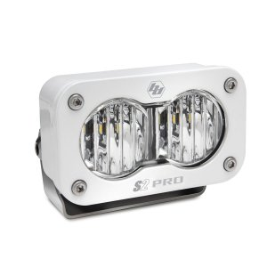 S2 Pro LED Pod Wide Cornering White Baja Designs