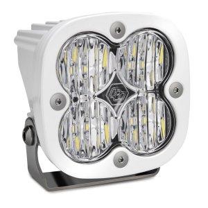 LED Light Pod Wide Cornering Pattern Clear White Squadron Sport Baja Designs