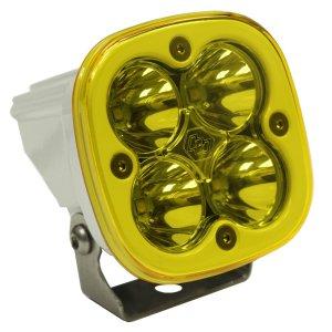LED Light Pod Work/Scene Pattern Amber White Squadron Sport Baja Designs