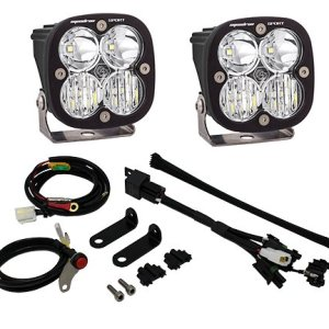 Triumph Tiger 800XC LED Adventure Bike Kit Squadron Sport Baja Designs