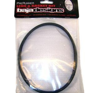**Discontinued**Lens and Gasket Kit For 6 Inch PreRunner Rock Guard Black Baja Designs