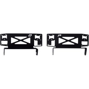 17-18 Ford Superduty Stealth Grille Kit Fits 6 Inch SR-Series RIGID Industries