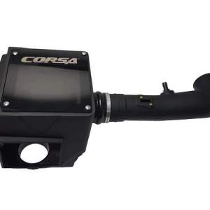 Closed Box Air Intake With DryTech 3D Dry Filter For 14-19 Silverado/Sierra 1500/Tahoe/Suburban/Yukon Corsa