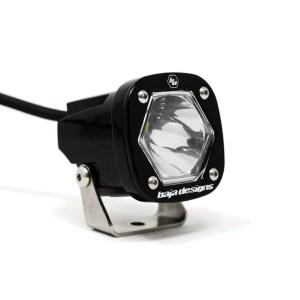 S1 Spot LED Light with Mounting Bracket Single Baja Designs