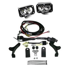 Triumph Tiger 800XC LED Adventure Bike Kit Squadron Pro Baja Designs