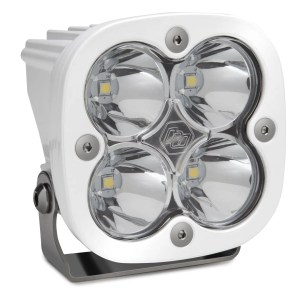 LED Light Pod Work/Scene Pattern Clear White Squadron Sport Baja Designs