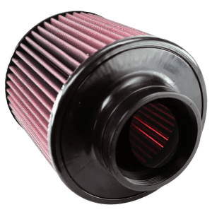 Air Filter for Competitor Intakes AFE XX-90008 Oiled Cotton Cleanable Red S&B