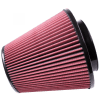 Air Filter for Competitor Intakes AFE XX-90015 Oiled Cotton Cleanable Red S&B