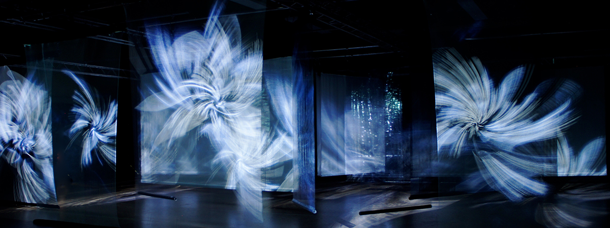 Creative Projection Surfaces