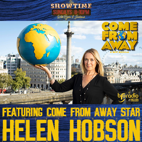 It's Showtime – 5th May 2019 (feat. Helen Hobson)
