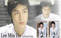 Lee  Min Ho in Personal Taste