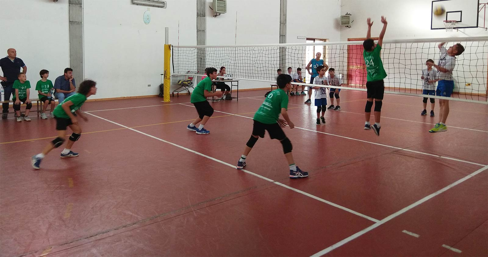 L'under 12 partecipa alla final four provinciale